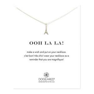 """Dogeared """"Ooh La La!"""" Necklace"""